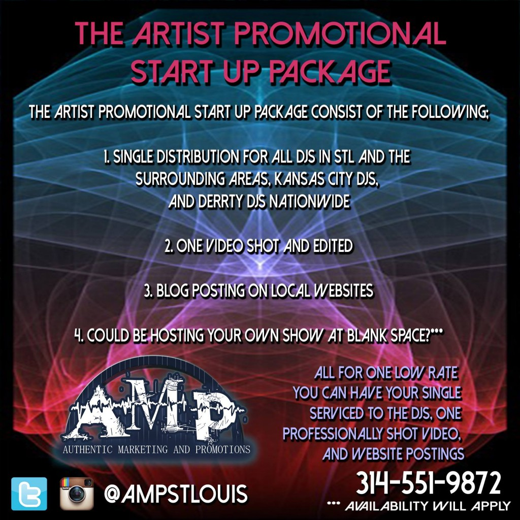 AMP Promo Start Up