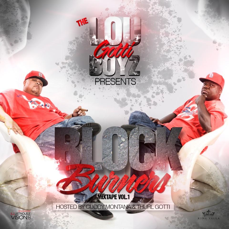 St. Louis TOP DJs Mixtape Cuddy Montana Thurl Gotti